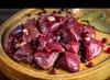 Шашлык из говядины с ягодами можжевельника